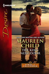 The King Next Door by Maureen Child