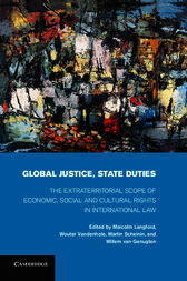 Global Justice, State Duties by Malcolm Langford