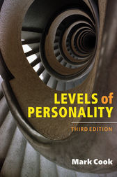 Levels of Personality by Mark Cook