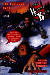 The Ice-cold Case by Franklin W. Dixon