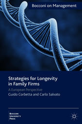 Strategies for Longevity in Family Firms: A European Perspective