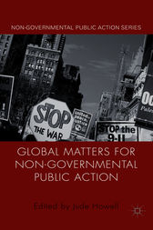 Global Matters for Non-Governmental Public Action by Jude Howell