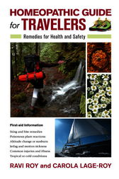Homeopathic Guide for Travelers by Ravi Roy