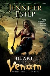 Heart of Venom by Jennifer Estep
