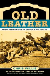 Old Leather by Chris Willis