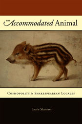 The Accommodated Animal by Laurie Shannon