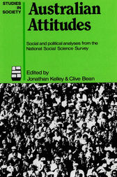 Australian Attitudes: Social and political analyses from the National Social Science Survey