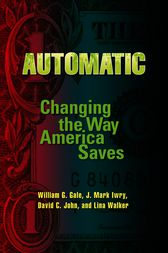 Automatic by William G. Gale