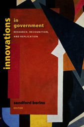 Innovations in Government by Sandford Borins