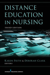 Distance Education in Nursing by Karen H. Frith