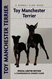 Toy Manchester Terrier by Peter Brown