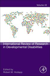 International Review of Research in Developmental Disabilities by Robert M. Hodapp