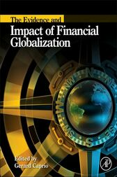 The Evidence and Impact of Financial Globalization by Gerard Caprio