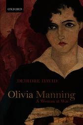 Olivia Manning by Deirdre David