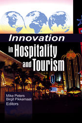Innovation in Hospitality and Tourism by Mike Peters