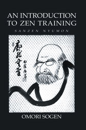 Introduction To Zen Training by Omori