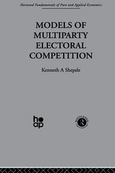 Models of Multiparty Electoral Competition by K. Shepsle