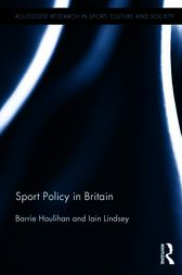 Sport Policy in Britain by Barrie Houlihan