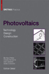 Detail Practice: Photovoltaics by Bernhard Weller