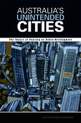 Australia's Unintended Cities by Richard Tomlinson
