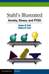 Stahl's Illustrated Anxiety, Stress, and PTSD by Stephen M. Stahl