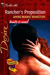 Rancher's Proposition by Anne Marie Winston