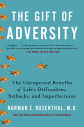 The Gift of Adversity by Norman E Rosenthal