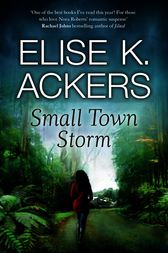 Small Town Storm by Elise K Ackers