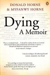 Dying by Donald Horne