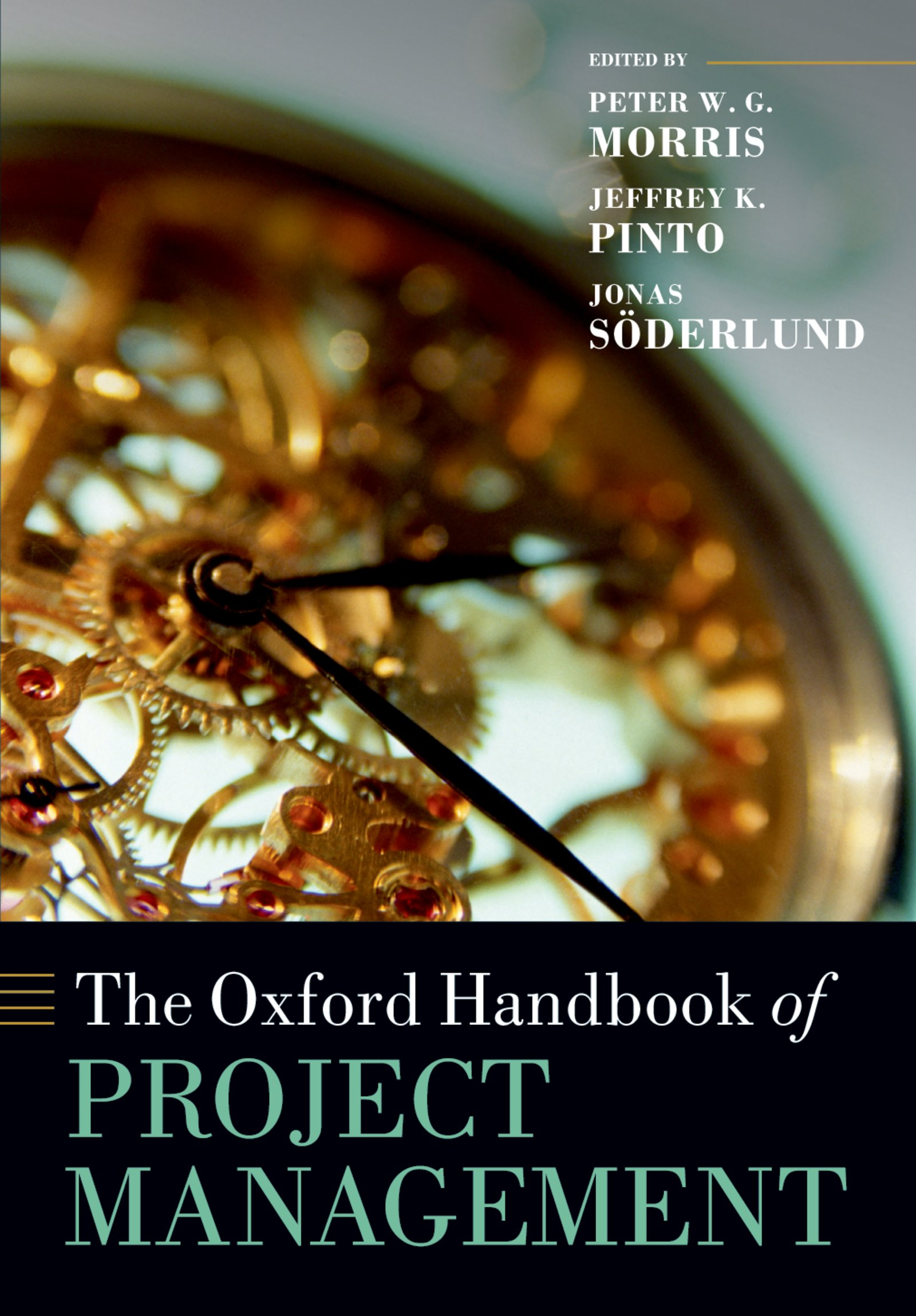 Download Ebook The Oxford Handbook of Project Management by Peter W. G. Morris Pdf