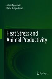 Heat Stress and Animal Productivity by Anjali Aggarwal