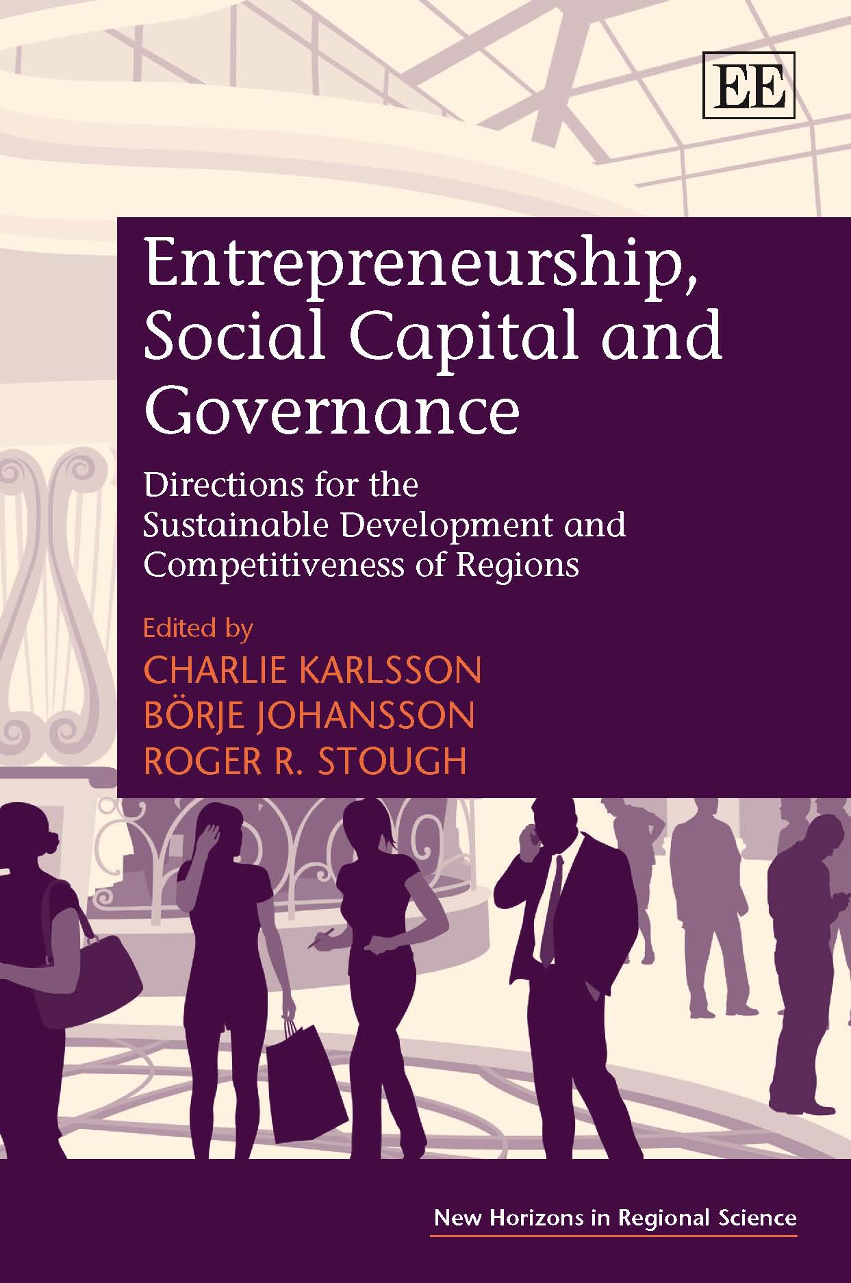 Download Ebook Entrepreneurship, Social Capital and Governance by Charlie Karlsson Pdf