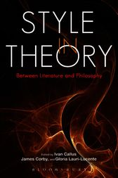 Style in Theory by Ivan Callus
