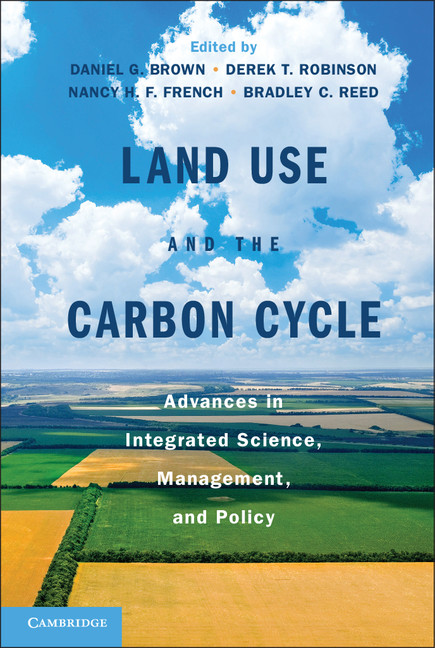 Download Ebook Land Use and the Carbon Cycle by Daniel G. Brown Pdf