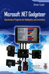 Microsoft .NET Gadgeteer by Simon Taylor
