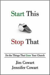 Start This, Stop That by Jennifer Cowart