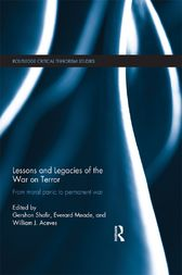 Lessons and Legacies of the War On Terror by Gershon Shafir