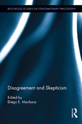 Disagreement and Skepticism by Diego E. Machuca