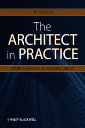 The Architect in Practice by David Chappell