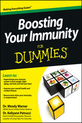 Boosting Your Immunity For Dummies by Wendy Warner