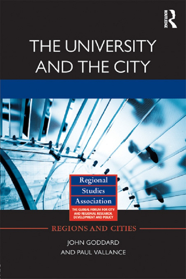 Download Ebook The University and the City by John Goddard Pdf