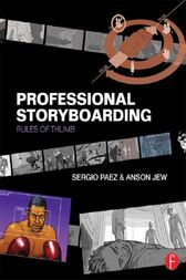 Professional Storyboarding by Anson Jew