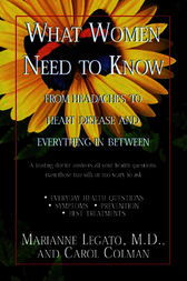 What Women Need to Know by Carol Colman Gerber