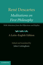 an analysis of descartes concept of meditations Descartes meditations – what are the main themes in meditations on first philosophy rene descartes was a french philosopher famous for the trademark argument and a.