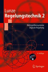 Regelungstechnik 2 by Jan Lunze