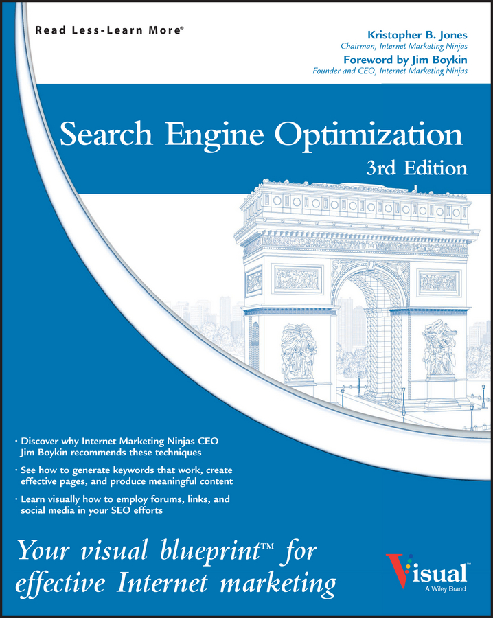 Download Ebook Search Engine Optimization (3rd ed.) by Kristopher B. Jones Pdf