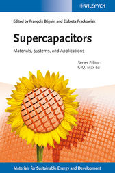 Supercapacitors by Max Lu