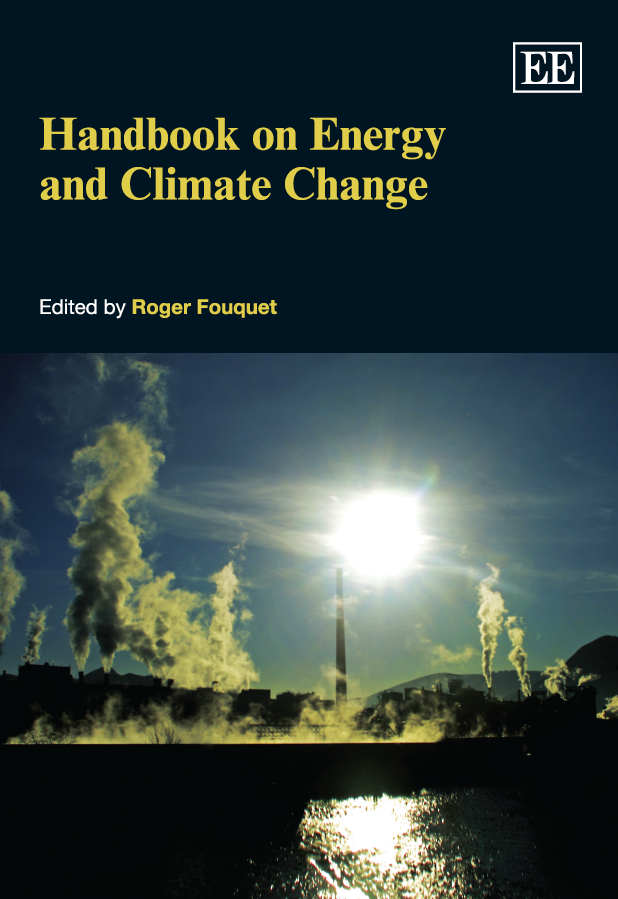 Download Ebook Handbook on Energy and Climate Change by R. Fouquet Pdf