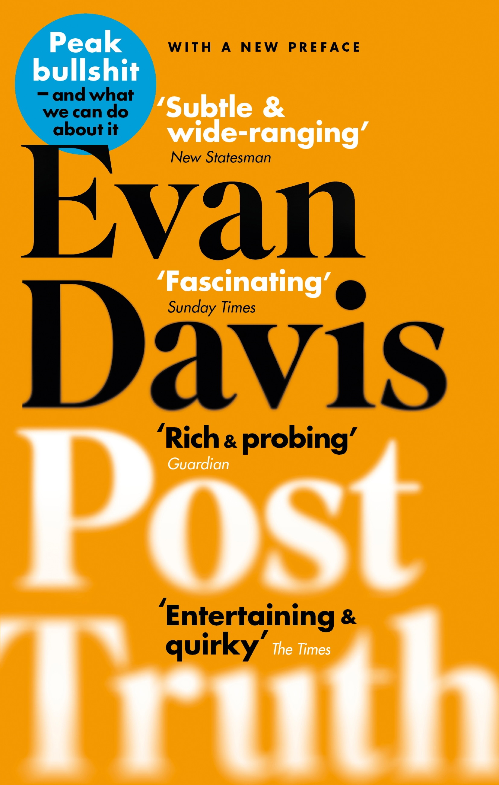 Download Ebook Post-Truth by Evan Davis Pdf