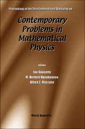 Contemporary Problems in Mathematical Physics by Jan Govaerts